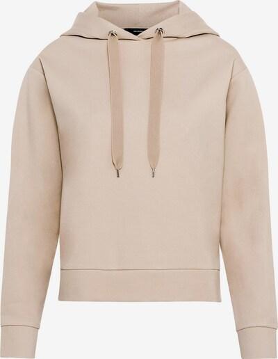 HALLHUBER Sweatshirt in beige, Produktansicht