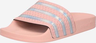 Zoccoletto ADIDAS ORIGINALS di colore grigio argento / rosa, Visualizzazione prodotti