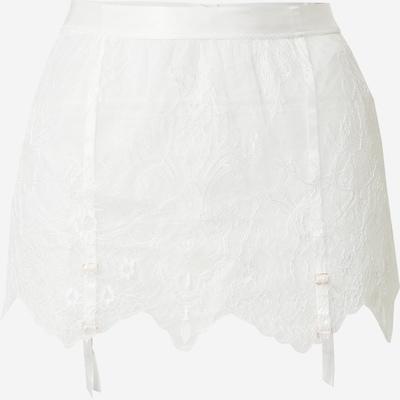Hunkemöller Garters 'Garter' in White, Item view