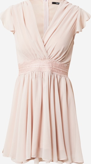Rochie de cocktail 'ARINA' TFNC pe roz pal, Vizualizare produs