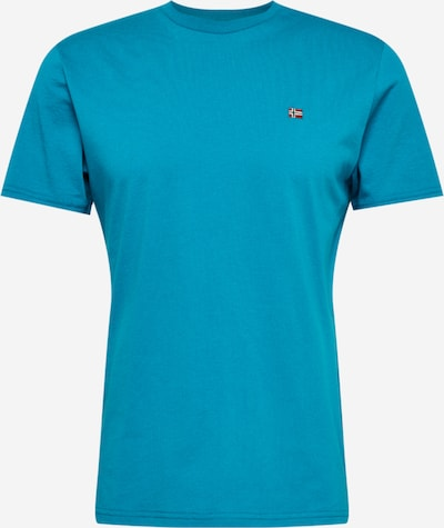 NAPAPIJRI Tričko - modrá, Produkt