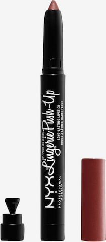 NYX Professional Makeup Push-Up Long-Lasting Lipstick in Braun