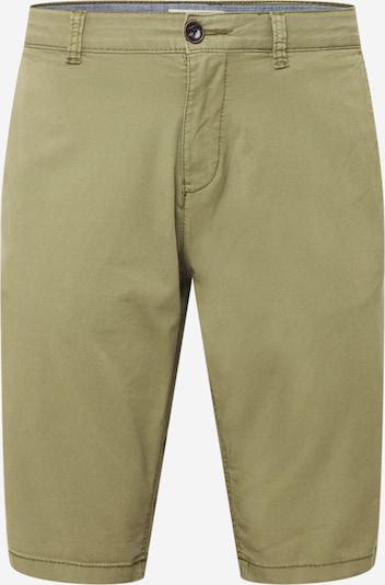 TOM TAILOR Shorts 'Josh' in khaki, Produktansicht