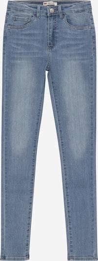 LEVI'S Jeans '720 High Rise Super Skinny' in blue denim, Produktansicht