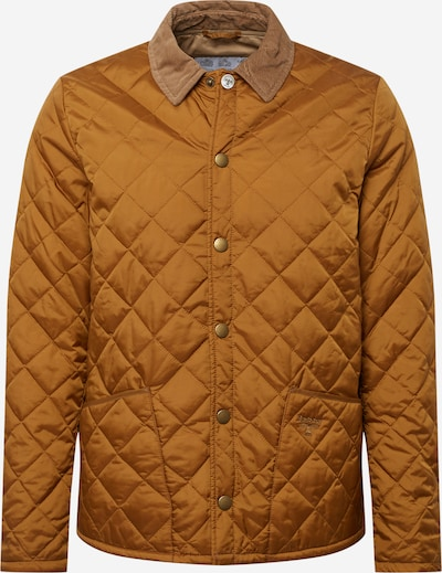 Barbour Beacon Jacke in orange / mandarine, Produktansicht