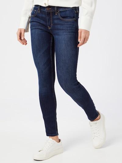HOLLISTER Jeans in de kleur Donkerblauw, Modelweergave