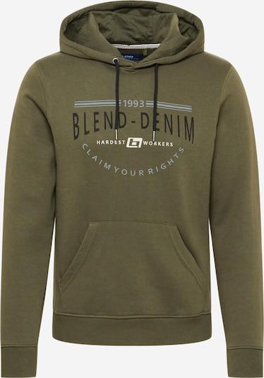 BLEND Sweat-shirt en vert, Vue avec produit