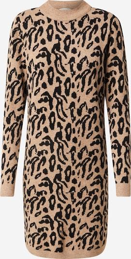 OBJECT Kleid 'Thess' in braun / schwarz, Produktansicht