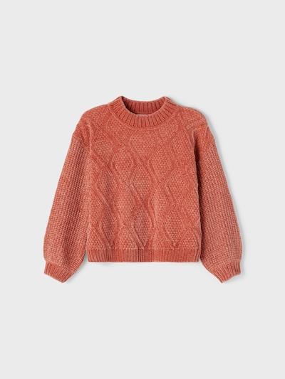 NAME IT Pullover 'NKFNOELIA ' in rot, Produktansicht