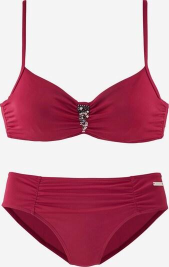 LASCANA Bikini in rot, Produktansicht