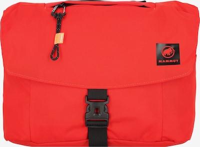 MAMMUT Sporttas in de kleur Rood / Zwart, Productweergave