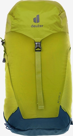 DEUTER Sports Backpack in Green