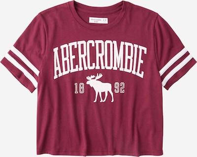 Maglietta 'SHINE SPORTY TEE' Abercrombie & Fitch di colore rosso violaceo, Visualizzazione prodotti