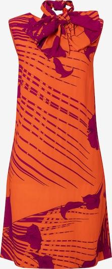 Ana Alcazar A-Linienkleid ' Zado ' in orange, Produktansicht
