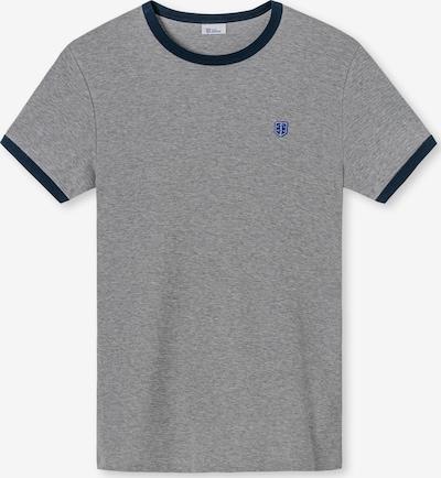 SCHIESSER REVIVAL Shirt in grau, Produktansicht