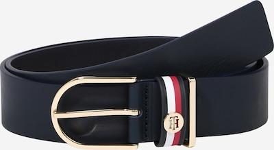 TOMMY HILFIGER Ζώνη σε σκούρο μπλε / κόκκινο / λευκό, Άποψη προϊόντος