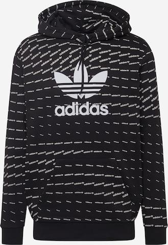 ADIDAS ORIGINALS Sweatshirt in Schwarz