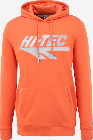 Hanorac sport 'DOUGLAS' HI-TEC pe portocaliu deschis / argintiu, Vizualizare produs