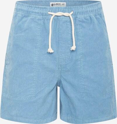 Pantaloni ELEMENT pe albastru fumuriu, Vizualizare produs