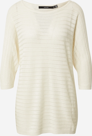 VERO MODA Pulover | volneno bela barva, Prikaz izdelka