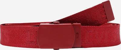 Cintura 'Tonal Tickfaw Web Belt' LEVI'S di colore rosso, Visualizzazione prodotti