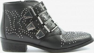 BRONX Reißverschluss-Stiefeletten in 36 in schwarz, Produktansicht