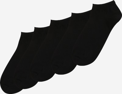JACK & JONES Socken 'JACDONGO SOCKS 5 PACK NOOS' in schwarz, Produktansicht