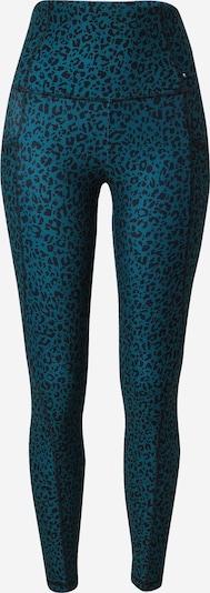 Marika Sportovní kalhoty 'Nikki' - petrolejová / černá, Produkt