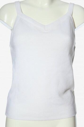 Donna Stricktop in L in weiß, Produktansicht
