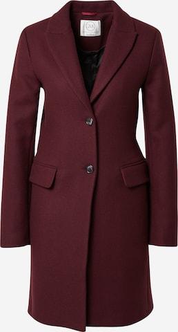 Guido Maria Kretschmer Collection Χειμερινό παλτό 'Viola' σε κόκκινο