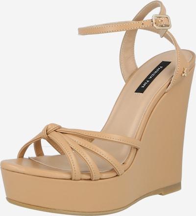 PATRIZIA PEPE Sandały w kolorze cielistym, Podgląd produktu