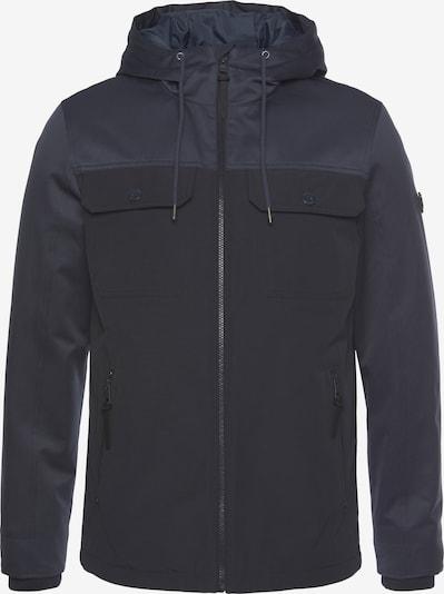 ALPENBLITZ Jacke in dunkelblau / schwarz, Produktansicht