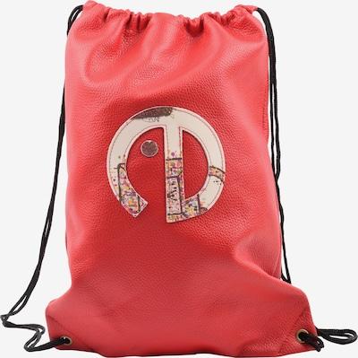 ebarrito Buideltas 'WORKOUT BAG' in de kleur Gemengde kleuren / Rood, Productweergave