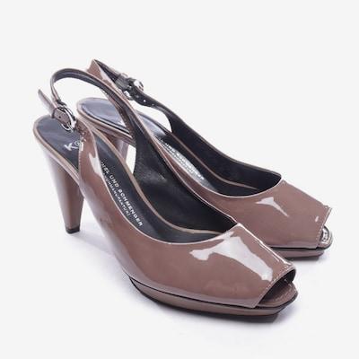 Kennel & Schmenger Sandaletten in 39 in braun, Produktansicht