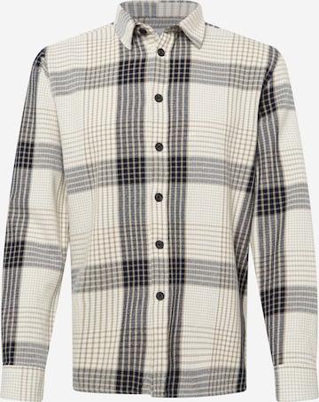 minimum Hemd 'Faran' in Weiß