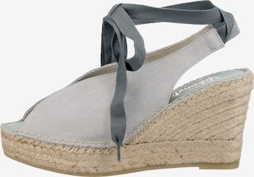 Vidorreta Sandalette in Grau