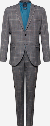SELECTED HOMME Suit in Brown / Grey, Item view