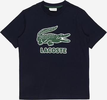 LACOSTE Shirt in Blau