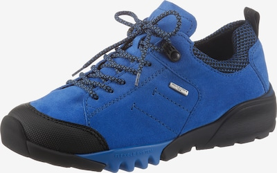 WALDLÄUFER Lace-Up Shoes in Royal blue / Black, Item view