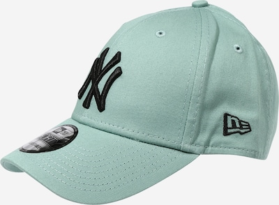 NEW ERA Cap in mint / schwarz, Produktansicht