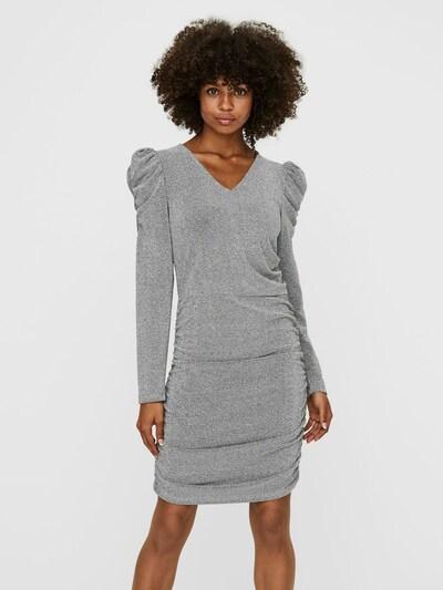 VERO MODA Kleid in silber, Modelansicht