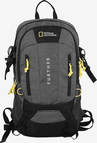 National Geographic Rucksack 'Destination' in Grau