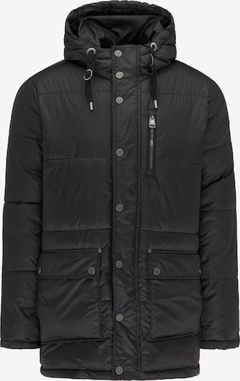 DreiMaster Vintage Winterjas in de kleur Zwart, Productweergave