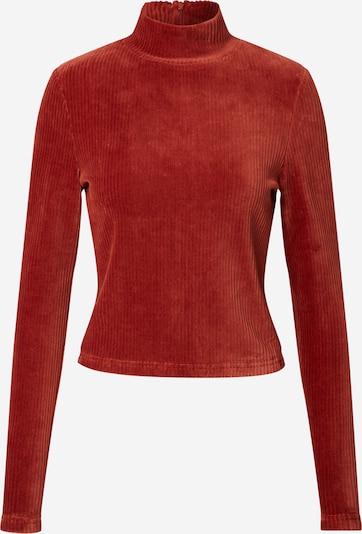 EDITED Shirt 'Suri' in braun, Produktansicht