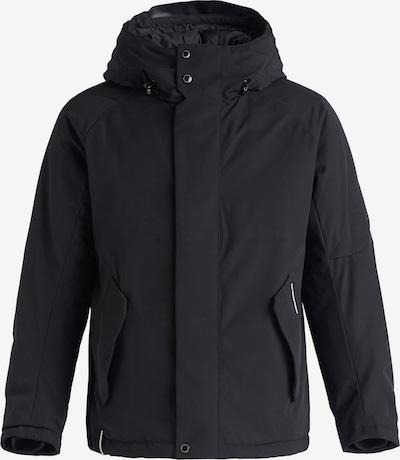 khujo Winterjas ' RUDOLF ' in de kleur Zwart, Productweergave