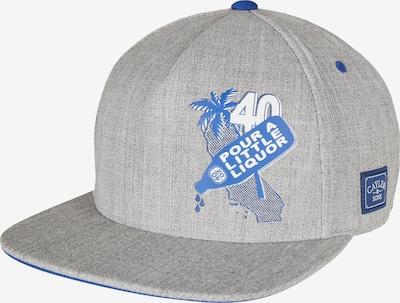 Cayler & Sons Cap in blau / grau, Produktansicht