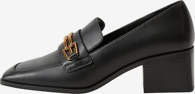 MANGO Zapatillas 'antique' en negro, Vista del producto