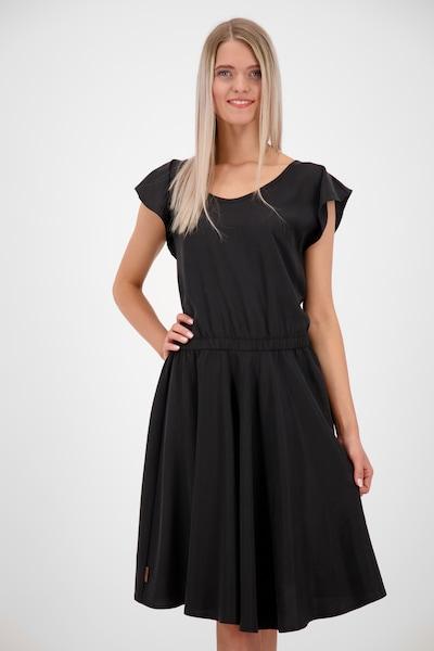 Alife and Kickin Kleid 'Isabella' in schwarz, Modelansicht