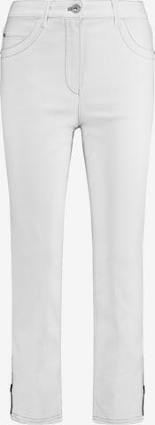 GERRY WEBER Jeans in Weiß