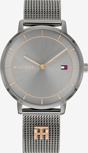 TOMMY HILFIGER Analog watch in Gold / Silver, Item view